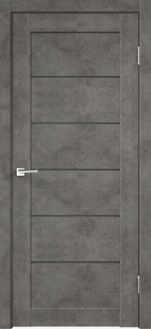 Межкомнатная дверь LOFT 1 MASTER FOIL