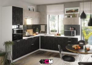 Модульная кухня Бетоны