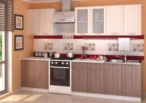 Модульная кухня Дина ЛДСП