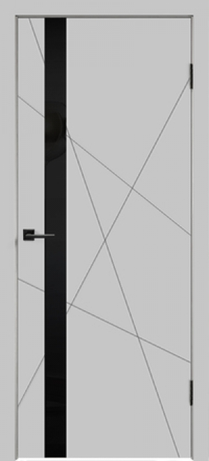 Межкомнатная дверь SCANDI S Z1 ЭМАЛЬ